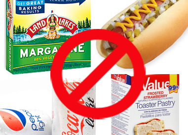 Absolutely Avoid These Unhealthy Foods!