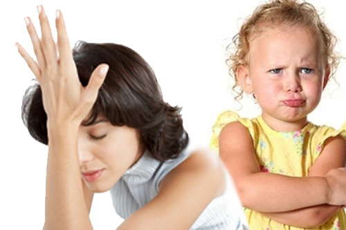 Dealing With Your Child's Tantrums