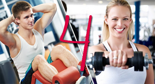 Four Reasons To Exercise And Get Fit