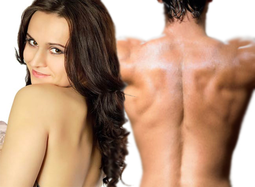 Exercises To Shape Your Back And Get Rid Of Back Fat