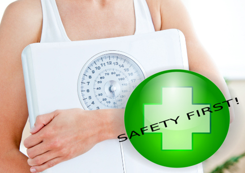 Losing Weight The Safe Way