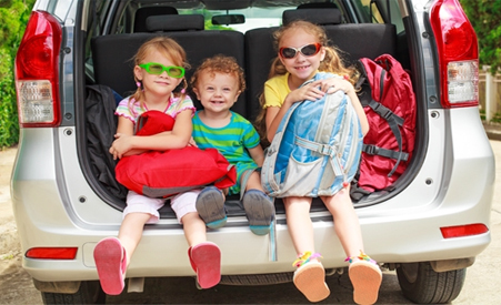 Tips How To Make Travelling With The Kids A Little Easier
