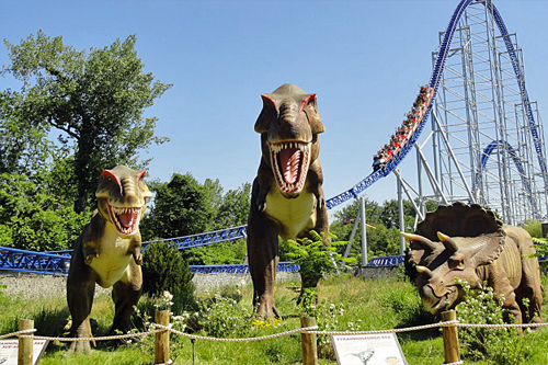 The Best Theme Parks In The USA!