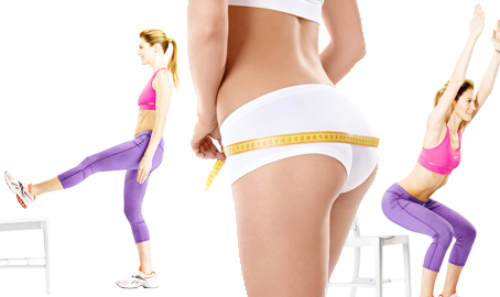 Five Exercises To Tone Your Butt & Legs