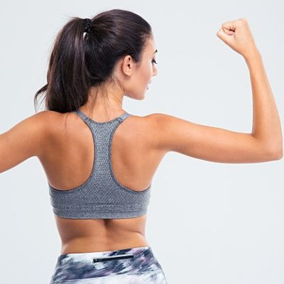 3 Exercises That Toning & Sculpting Your Shoulders