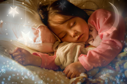 Getting Your Child To Sleep Through The Night