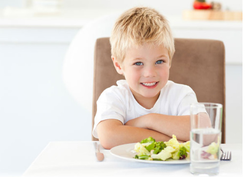 Getting Your Kids To Eat Their Vegetables