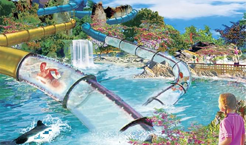 The Coolest Water Park In The World Water - 10 best water parks in the world