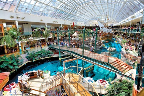 Best Water Parks In The World World Waterpark Alberta Canada