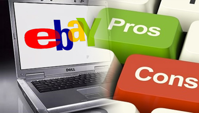 Pros And Cons Of Selling On EBay