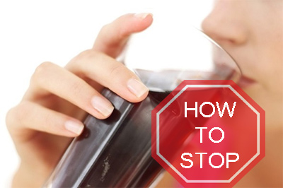 Tips How To Stop Drinking Diet Soda