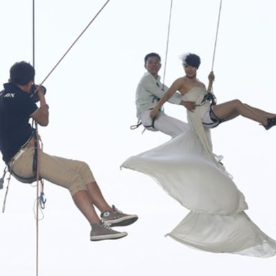 The Craziest Places People Have Got Married