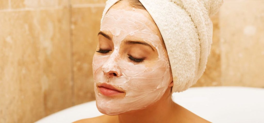Homemade Pore Cleansing Facial Mask in Less Than 10 minutes