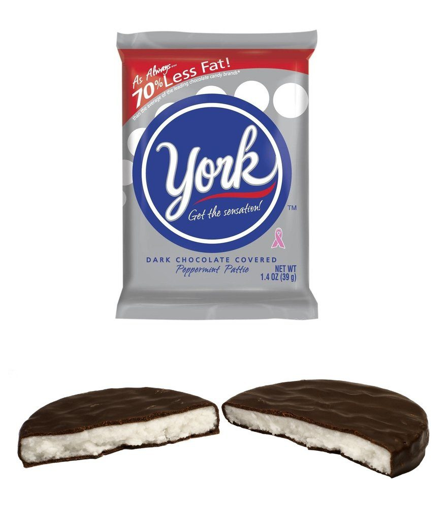 York Peppermint Patties