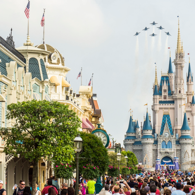 7 Fun Disney World Facts