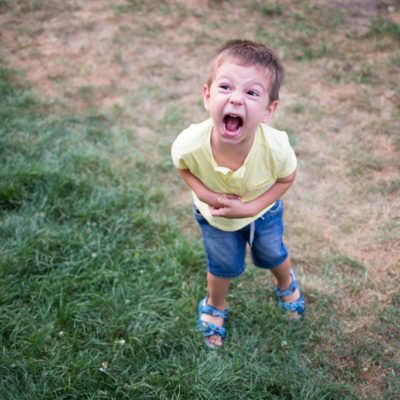 5 Solutions To Handling A Kid Who Went Nuts