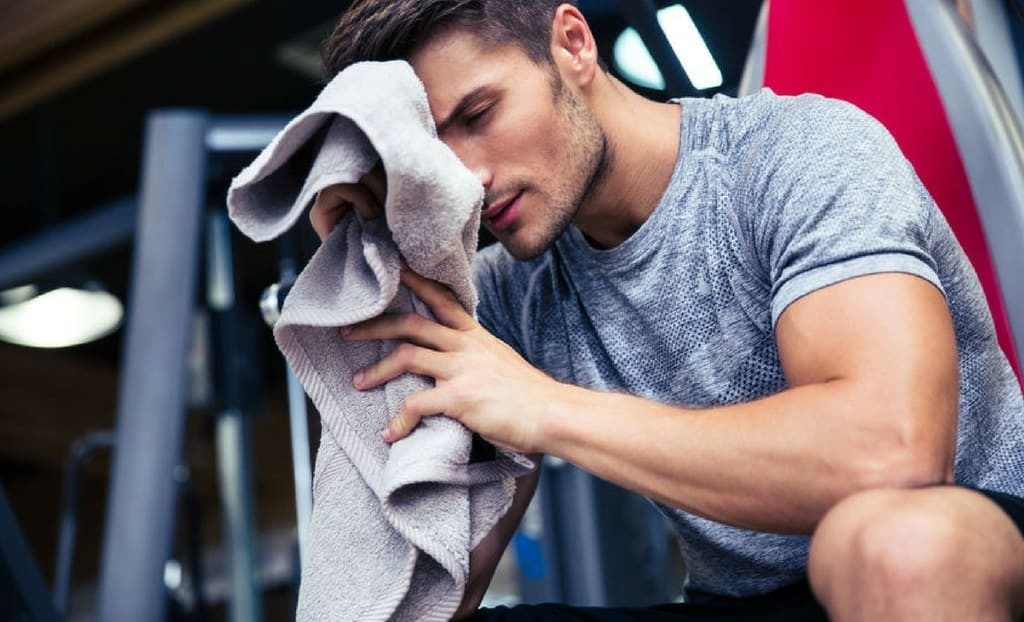 Gym Personal Hygiene: Have Your Own Stuff