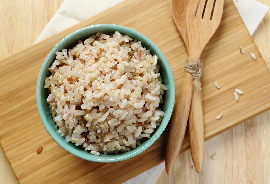 Stock Up On Oatmeal & Brown Rice