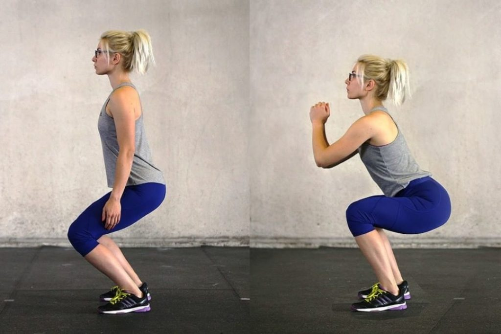 Exercise 4: Squats