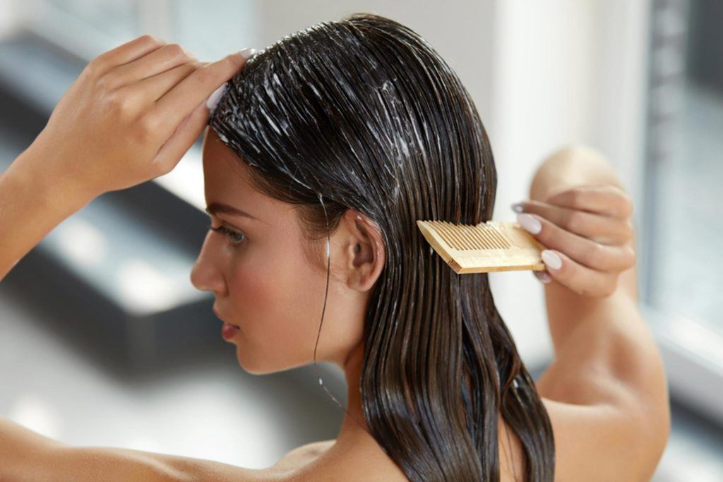 Masks for Itchy Scalp and Sun Damaged Hair