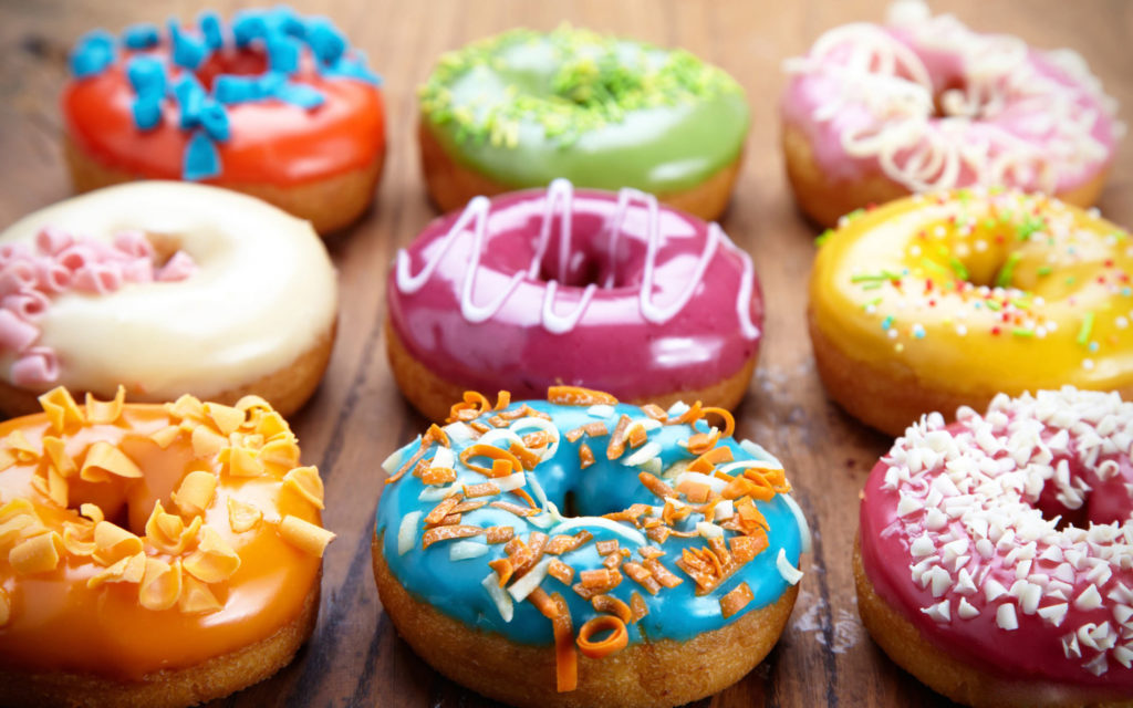 4 Healthier Donuts Recipes