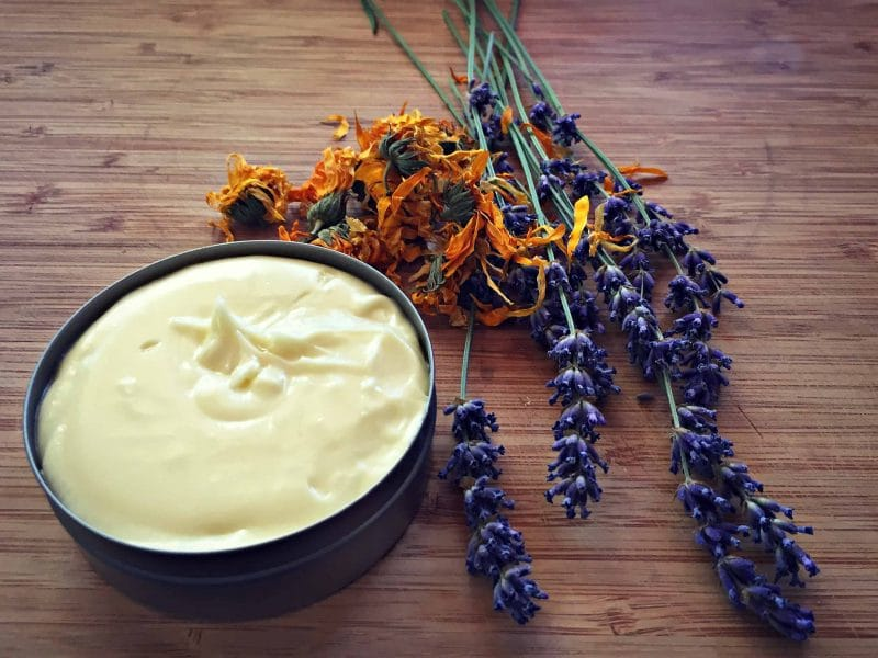 Natural Healing Cream's Ingredients