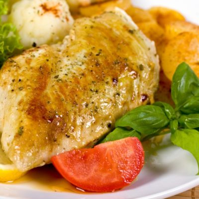 Healthy Food : 30 Minute Dilly Chicken Breasts Recipe