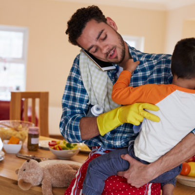 Observations Of A Stay-At-Home Dad